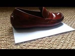 Cirer Des Chaussures : comment cirer des chaussures en cuir doovi ~ Dode.kayakingforconservation.com Idées de Décoration