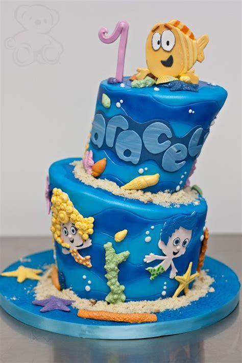 best 25 bubble guppies birthday cake ideas on pinterest