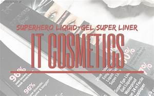 Superhero Eyeshadow amp Liner Palette  IT Cosmetics