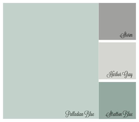 color palette benjamin moore palladian blue storm