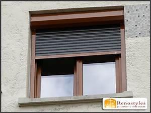 Réalisations de volets Fenêtres,Volets,Portails Renostyles Villemomble Livry Gargan