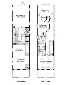Fresh Narrow Width House Plans by Narrow Lot Floor Plans Floor Inc Plannarrow Lot House