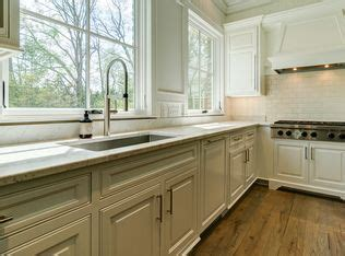 country kitchen cabinets country powder room with undermount sink flat panel 4558