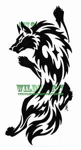tribal wolf tattoo - Best Farel Template