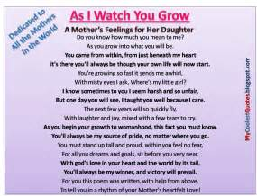 about daughters love for parents a mothers feelings for her daughter