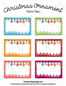 1082 best printable labels and tags images on pinterest With christmas name tag stickers