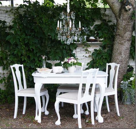 shabby chic garden chairs industrial loft ideas