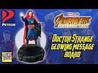 2018 Petron Avengers Infinity War DOCTOR STRANGE Glowing ...