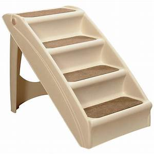 1000 ideas about pet stairs on pinterest pet ramp pet With dog door steps