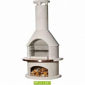 Barbecue En Dur : barbecue fixe en dur pierre au meilleur prix barbecue ~ Melissatoandfro.com Idées de Décoration