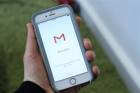 gmail s ios app gets a familiar new look improved search and undo send techcrunch