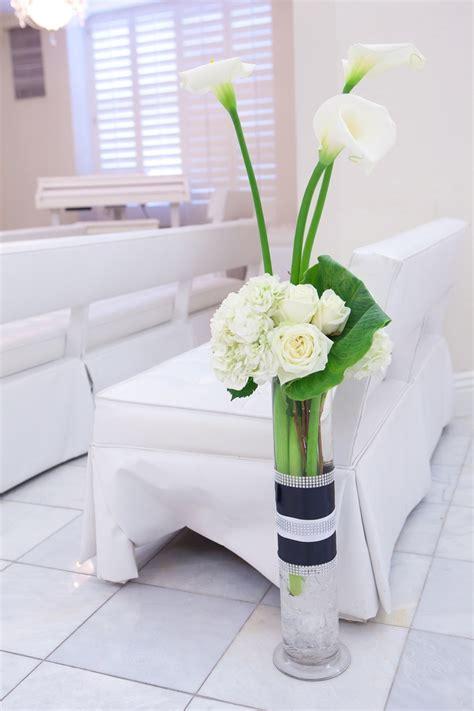 images  arum lilies arrangements  pinterest
