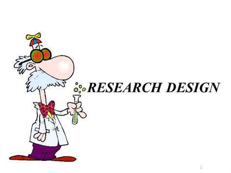 research and design research design authorstream