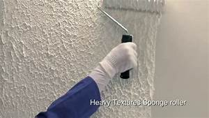 How To Use Berger39s Select Heavy Texture For Textured