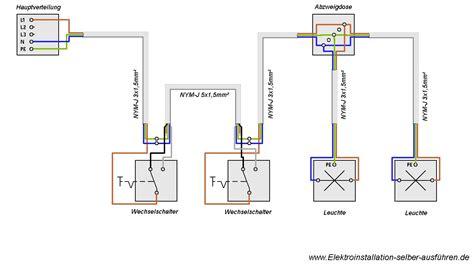 Wechselschaltung Mit 2 Bewegungsmelder Schaltplan Fireball Suche
