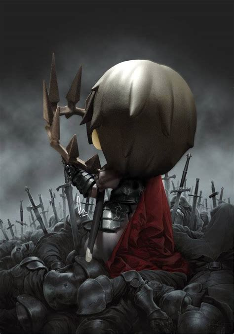 Broken Empire Art  That Thorn Guy