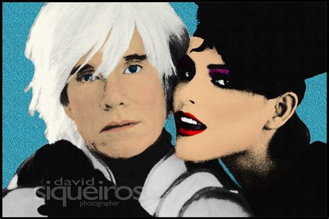Andy & Patricia ‹ Pop Art Photographer