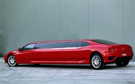 1280 x 768 jpeg 85kb. For Sale: Ferrari 360 stretched limousine   PerformanceDrive