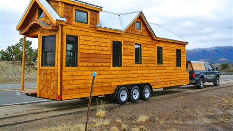 The (not So) Tiny Towable Home