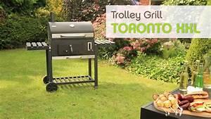 Toronto Grill Xxl : tepro grill trolley toronto xxl youtube ~ Frokenaadalensverden.com Haus und Dekorationen
