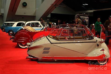 1954 Messerschmitt Kr175 - 5d20021 Photograph by ...