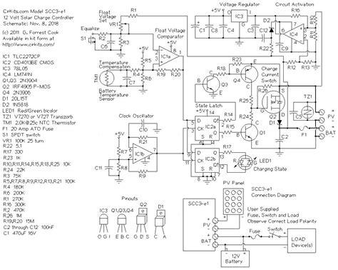 Scc Volt Amp Solar Charge Controller