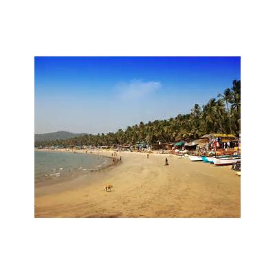 Tranquil and Picturesque Palolem Beach Goa