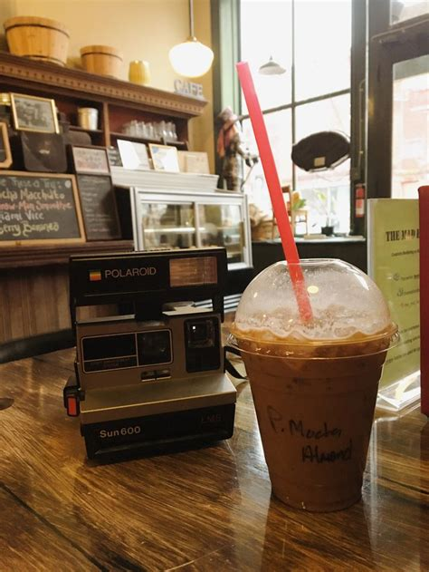 See more ideas about coffee addict, aesthetic food, aesthetic coffee. aesthetic coffee shop and vintage polaroid camera | Coffee ...