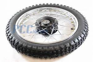 14 U0026quot  Front Rim Wheel Tire For Yamaha Coyote 80 Pw80 Py 80