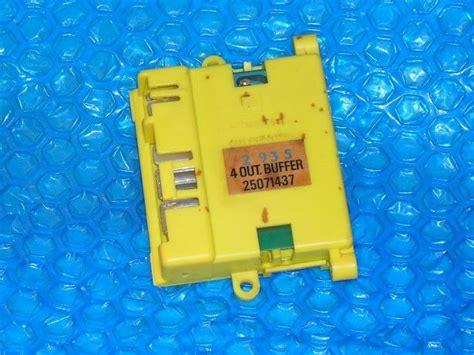 GM Speed Sensor Buffer Module-25071437 stk#(3134)