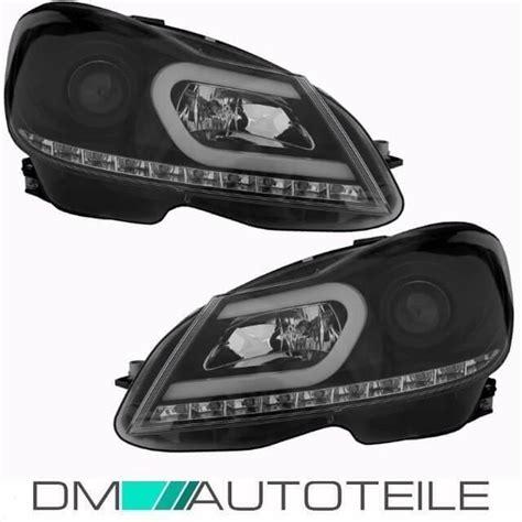 Power door locks w/autolock feature. Mercedes C-Class W204 S204 Bumper 3D LED + headlights + accessories f, 887,90