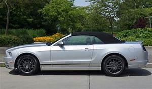 2014 Ford Mustang V6 Premium Convertible Road Test Review | The Car Magazine
