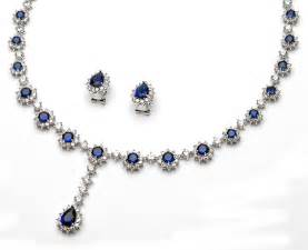 antique wedding dresses attractive sapphire jewelry set trendyoutlook