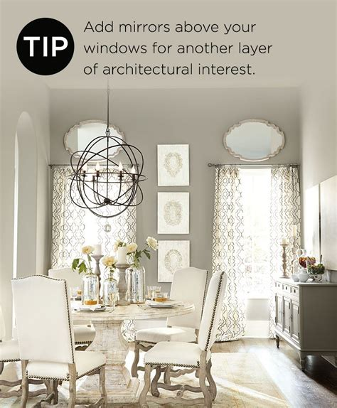 decorating tips from our spring 2014 catalog mirror