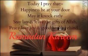 Beautiful Quote... Ramadan Holy Quotes