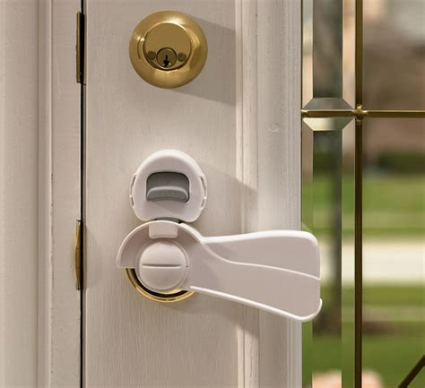 child safety locks for cabinets without handles