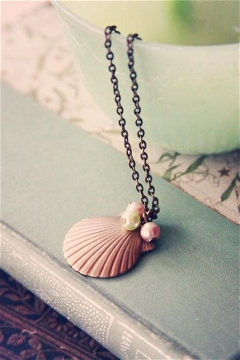 diy seashell jewelry ideas  clever tips  making