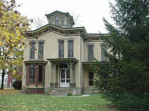 Photo Of Historic Italianate House Plans Ideas by Italianate Farm House Historic House Colors