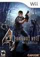 Resident Evil 4 Nintendo WII Game