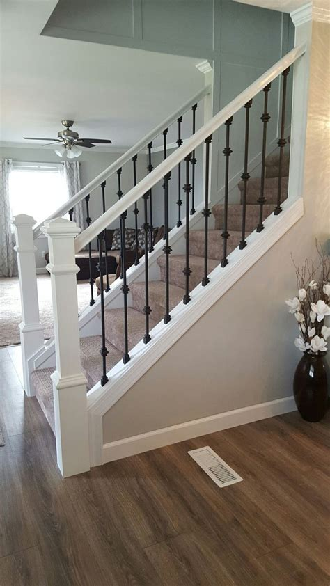 Banister Ideas by Best 25 Banister Remodel Ideas On Staircase