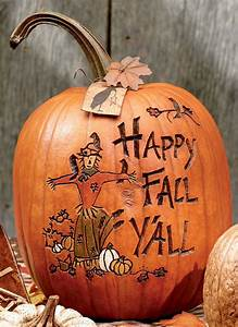 95098, U0026quot, Happy, Fall, Y, U0026, 39, All, U0026quot, Carved, Pumpkin