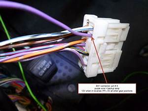 Reverse Camera  Red 12v Wire Too Short