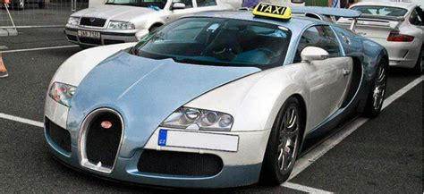 10 Of The World's Fastest Taxis