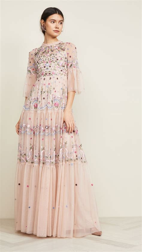 Needle & Thread - Dreamers Lace Gown   Stylish formal ...