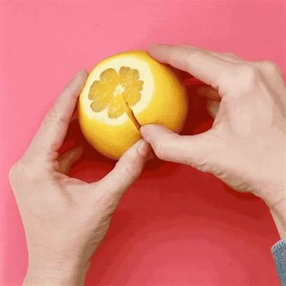 Fruit Fruits Cutting Play Orange Eat Peel