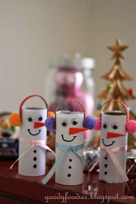 goodyfoodies easy christmas crafts  kids