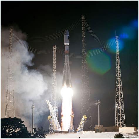 Soyuz Vs 12 Launch With Galileo Foc M3 Satellites
