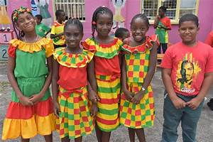 """Discover Grenada on Twitter: """"National Colours Day in Pure ...  People"""