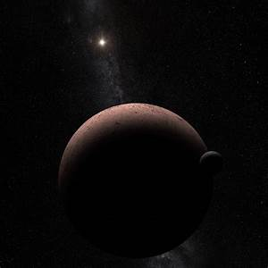 New moon discovered over Makemake in the Kuiper Belt ...