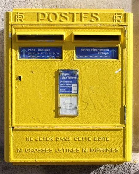particulier outils trouver un bureau de poste les 77 meilleures images du tableau boite aux lettres sur
